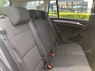 2017 Volkswagen Golf 7.5 MY17 110TSI DSG Comfortline White 7 Speed Sports Automatic Dual Clutch