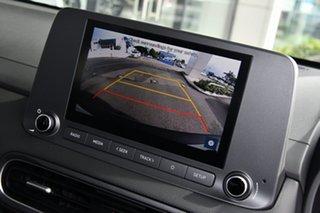 2020 Hyundai Kona 0S.V4 MY21 (FWD) Atlas White Continuous Variable Wagon