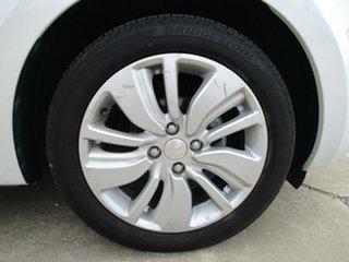 2017 Suzuki Swift FZ MY15 GL Navigator White 4 Speed Automatic Hatchback
