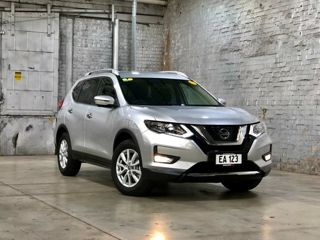 Used Nissan X-Trail T32 Series III MY20 ST-L X-tronic 4WD Mile End South, 2020 Nissan X-Trail T32 Series III MY20 ST-L X-tronic 4WD Silver 7 Speed Constant Variable Wagon