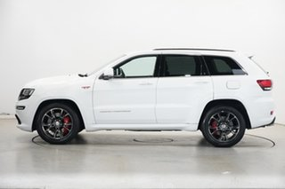 2015 Jeep Grand Cherokee WK MY15 SRT White 8 Speed Sports Automatic Wagon.