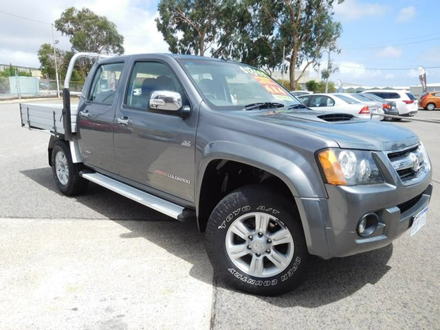 Used Holden Colorado RC MY10.5 LT-R Crew Cab Wangara, 2010 Holden Colorado RC MY10.5 LT-R Crew Cab Grey 4 Speed Automatic Utility