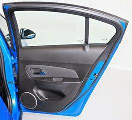 2011 Holden Cruze JG CD Blue 6 Speed Sports Automatic Sedan