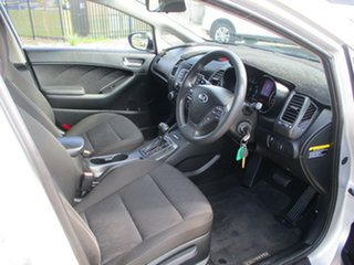 2013 Kia Cerato TD MY13 S Silver 6 Speed Sports Automatic Hatchback