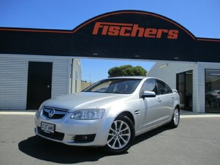 2011 Holden Berlina VE II Silver 4 Speed Automatic Sedan.