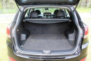 2012 Hyundai ix35 LM MY12 Elite AWD Black 6 Speed Sports Automatic Wagon
