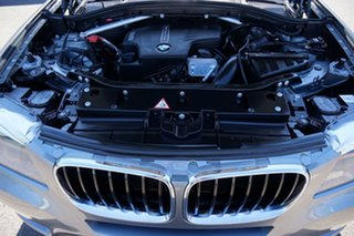 2012 BMW X3 F25 MY0412 xDrive20i Steptronic Space Grey 8 Speed Automatic Wagon