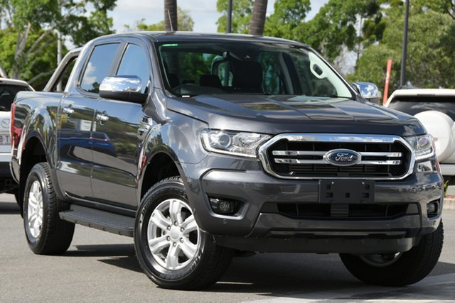Used Ford Ranger PX MkIII 2019.75MY XLT North Lakes, 2019 Ford Ranger PX MkIII 2019.75MY XLT Grey 6 Speed Sports Automatic Double Cab Pick Up