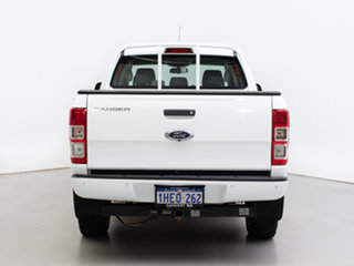 2017 Ford Ranger PX MkII MY17 XL 3.2 (4x4) White 6 Speed Manual Crew Cab Chassis