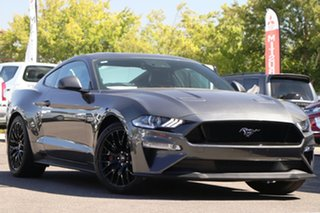 2019 Ford Mustang FN 2019MY GT Grey 6 Speed Manual Fastback.