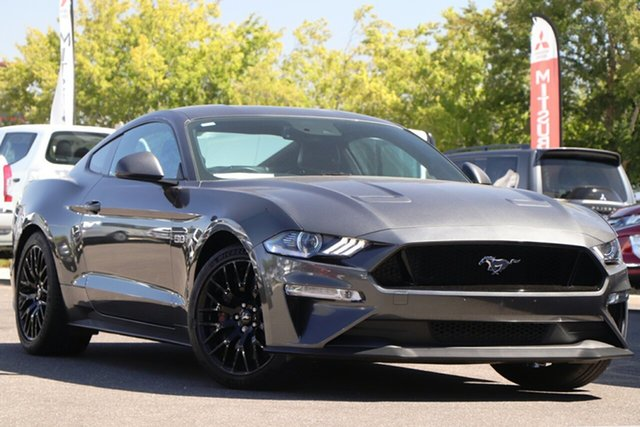 Used Ford Mustang FN 2019MY GT Essendon North, 2019 Ford Mustang FN 2019MY GT Grey 6 Speed Manual Fastback