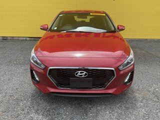 2018 Hyundai i30 ACTIVE Red 6 Speed Sports Automatic Wagon.