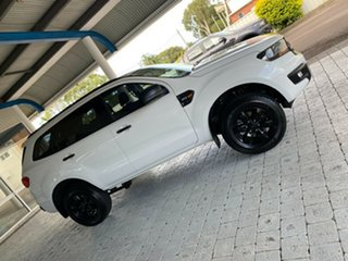 2015 Ford Everest Ambiente White Sports Automatic SUV