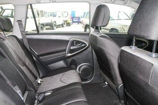 2012 Toyota RAV4 ACA38R CV (2WD) Silver Pearl 4 Speed Automatic Wagon