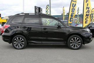 2016 Subaru Forester S4 MY16 2.5i-S CVT AWD Crystal Black 6 Speed Constant Variable Wagon