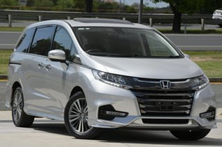 2018 Honda Odyssey RC MY18 VTi-L Grey 7 Speed Constant Variable Wagon.