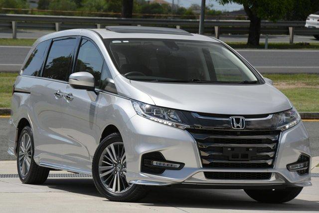 Used Honda Odyssey RC MY18 VTi-L North Lakes, 2018 Honda Odyssey RC MY18 VTi-L Grey 7 Speed Constant Variable Wagon