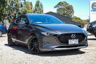 2019 Mazda 3 BP2HLA G25 SKYACTIV-Drive Astina 46g 6 Speed Sports Automatic Hatchback.