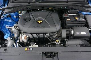 2017 Hyundai i30 PD MY18 Active Blue 6 Speed Manual Hatchback