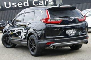 2018 Honda CR-V RW MY18 VTi-S FWD Black 1 Speed Constant Variable Wagon.