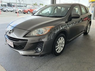 2011 Mazda 3 BL1072 SP20 SKYACTIV-Drive SKYACTIV Grey 6 Speed Sports Automatic Hatchback