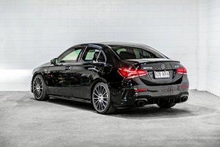 2019 Mercedes-Benz A-Class V177 800+050MY A35 AMG SPEEDSHIFT DCT 4MATIC Black 7 Speed.