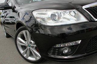 2012 Skoda Octavia 1Z MY13 RS DSG 125TDI Black Magic 6 Speed Sports Automatic Dual Clutch Wagon.