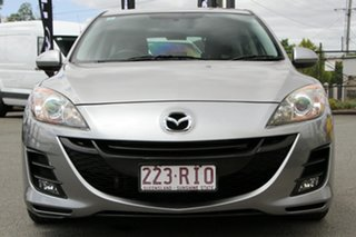 2010 Mazda 3 BL10C1 MZR-CD Aluminium 6 Speed Manual Hatchback