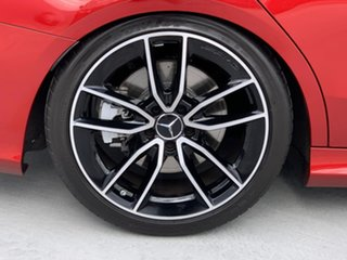2019 Mercedes-Benz C-Class W205 809MY C43 AMG 9G-Tronic 4MATIC Red 9 Speed Sports Automatic Sedan