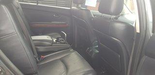 2007 Lexus RX350 GSU35R 07 Upgrade Sports Luxury Grey & Black 5 Speed Sequential Auto Wagon