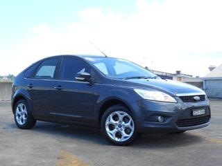 2011 Ford Focus LV Mk II LX Grey 4 Speed Sports Automatic Hatchback.