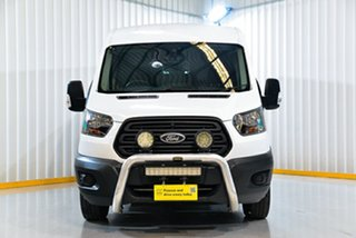 2017 Ford Transit VO MY17.75 350L (LWB) FWD Mid Roof White 6 Speed Automatic Van
