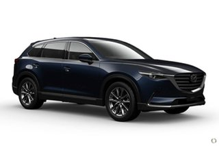 2020 Mazda CX-9 TC Azami SKYACTIV-Drive i-ACTIV AWD Blue 6 Speed Sports Automatic Wagon.
