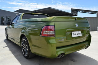 2015 Holden Ute VF II MY16 SS V Ute Redline Jungle Green 6 Speed Sports Automatic Utility