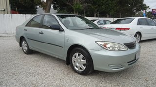2004 Toyota Camry MCV36R Altise Green 4 Speed Automatic Sedan.