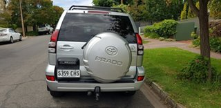 2004 Toyota Landcruiser Prado GRJ120R GXL (4x4) 4 Speed Automatic Wagon