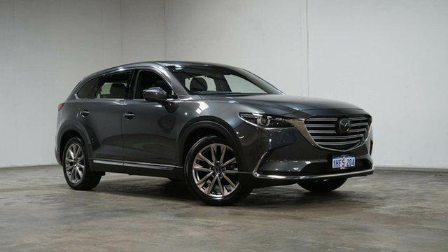 Used Mazda CX-9 TC Azami SKYACTIV-Drive Welshpool, 2018 Mazda CX-9 TC Azami SKYACTIV-Drive Grey 6 Speed Sports Automatic Wagon