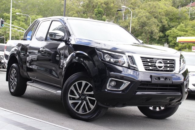 New Nissan Navara D23 Series 4 MY20 ST-X (4x4) Newstead, 2020 Nissan Navara D23 Series 4 MY20 ST-X (4x4) Cosmic Black 7 Speed Automatic Cab Chassis