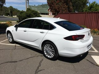 2018 Holden Calais ZB MY18 Liftback White 9 Speed Sports Automatic Liftback