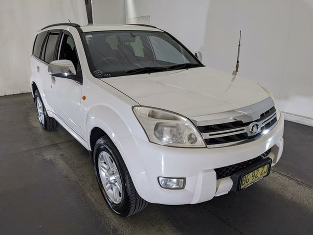 Used Great Wall X240 CC6460KY Maryville, 2010 Great Wall X240 CC6460KY White 5 Speed Manual Wagon