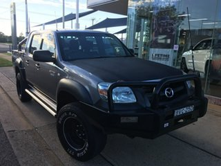 2011 Mazda BT-50 UN DX Grey Manual.