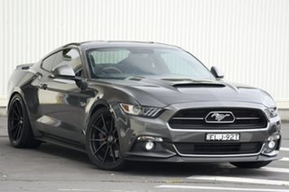 2016 Ford Mustang FM GT Fastback SelectShift Grey 6 Speed Sports Automatic Fastback.