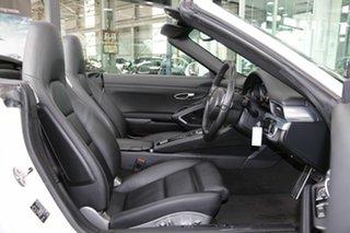 2013 Porsche 911 991 Carrera PDK White 7 Speed Sports Automatic Dual Clutch Cabriolet.