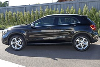 2017 Mercedes-Benz GLA-Class X156 808MY GLA220 d DCT Black 7 Speed Sports Automatic Dual Clutch