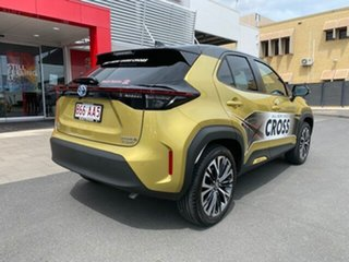 2020 Toyota Yaris Cross MXPJ10R Urban 2WD Tuscan Gold With Ink Roof 1 Speed Constant Variable Wagon.