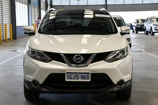 2017 Nissan Qashqai J11 TI Snow Storm Continuous Variable Wagon