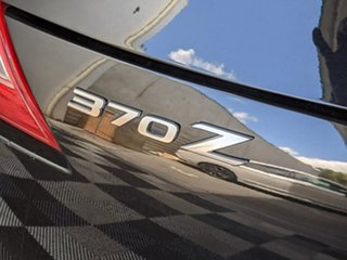 2014 Nissan 370Z Z34 MY14 Black 7 Speed Sports Automatic Coupe.