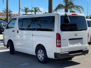 2009 Toyota HiAce KDH201R White 4 Speed Automatic Van