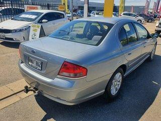 2003 Ford Falcon BA Futura Silver 4 Speed Sports Automatic Wagon