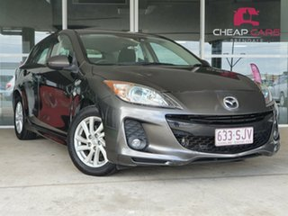2011 Mazda 3 BL1072 SP20 SKYACTIV-Drive SKYACTIV Grey 6 Speed Sports Automatic Hatchback.